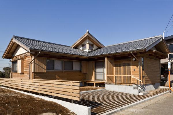 姉ヶ崎の家