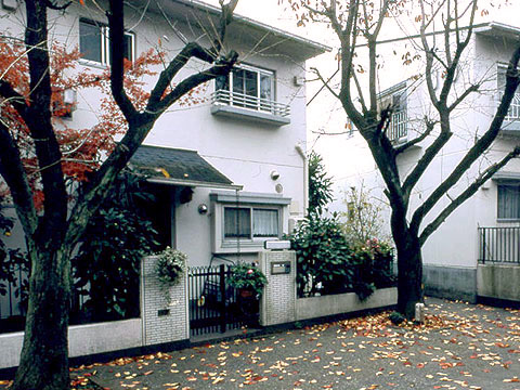 狭山の家(RCメゾネットタイプの改修)