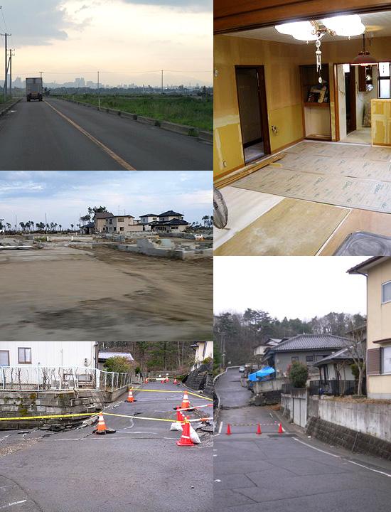 35:震災の地を訪れて